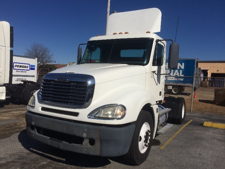 Day Cab Tractor-Heavy Duty Tractors-Freightliner-2009-Columbia CL12042ST-COLUMBUS-GA-234,406 miles-$23,000