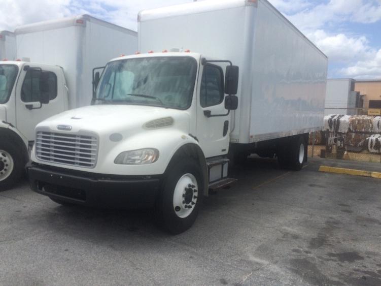 Medium Duty Box Truck-Light and Medium Duty Trucks-Freightliner-2009-M2-CONYERS-GA-187,050 miles-$26,000