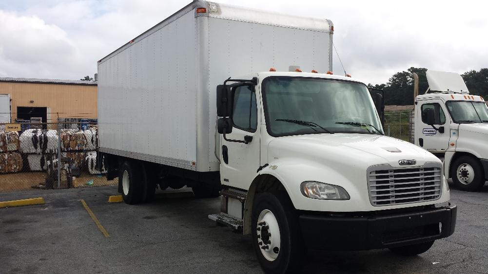 Medium Duty Box Truck-Light and Medium Duty Trucks-Freightliner-2009-M2-CONYERS-GA-253,355 miles-$22,750