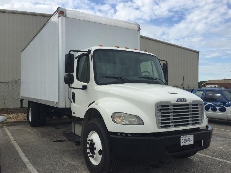 Medium Duty Box Truck-Light and Medium Duty Trucks-Freightliner-2009-M2-MONTGOMERY-AL-242,554 miles-$22,250