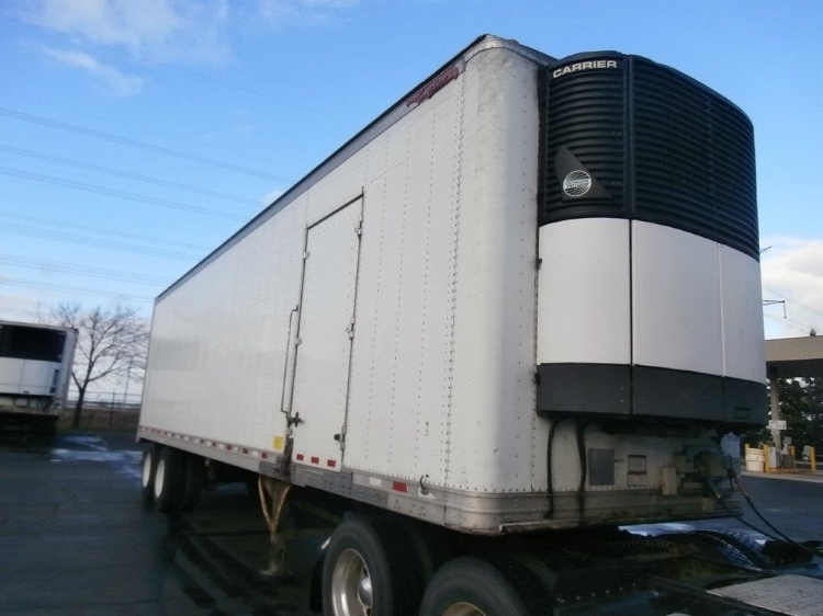 Reefer Trailer-Semi Trailers-Great Dane-2009-Trailer-MISSISSAUGA-ON-630,713 km-$21,750