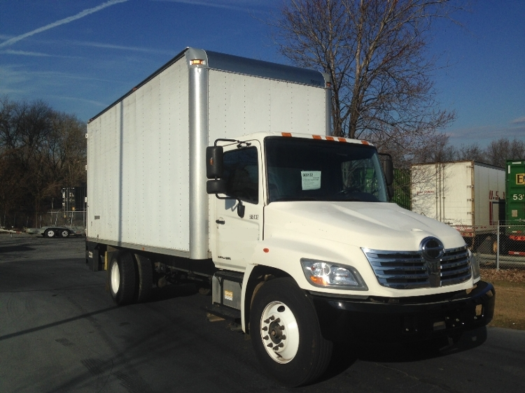 Medium Duty Box Truck-Light and Medium Duty Trucks-Hino-2009-268-ATLANTA-GA-125,972 miles-$24,000