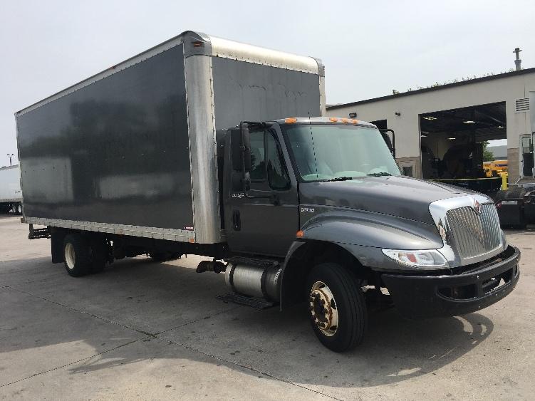 Medium Duty Box Truck-Light and Medium Duty Trucks-International-2011-4300LP-BROOKLYN PARK-MN-117,193 miles-$33,000