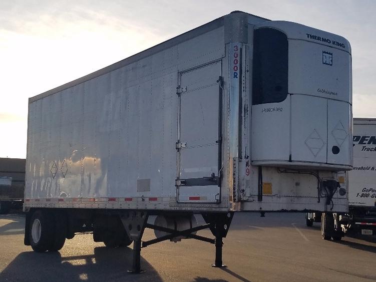 Reefer Trailer-Semi Trailers-Utility-2009-Trailer-SAN LEANDRO-CA-200,265 miles-$18,250