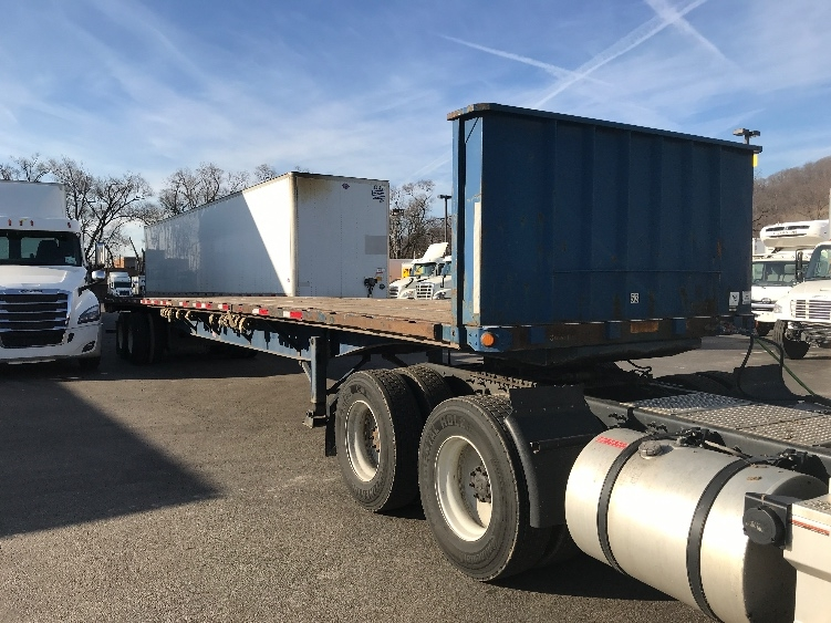 Flatbed Trailer-Semi Trailers-Utility-2009-Trailer-PITTSBURGH-PA-339,773 miles-$15,250