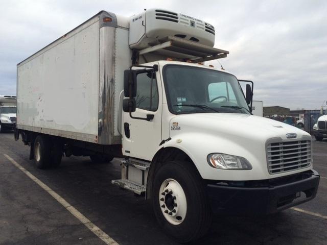 Reefer Truck-Light and Medium Duty Trucks-Freightliner-2009-M2-SOUTH PLAINFIELD-NJ-258,745 miles-$22,500