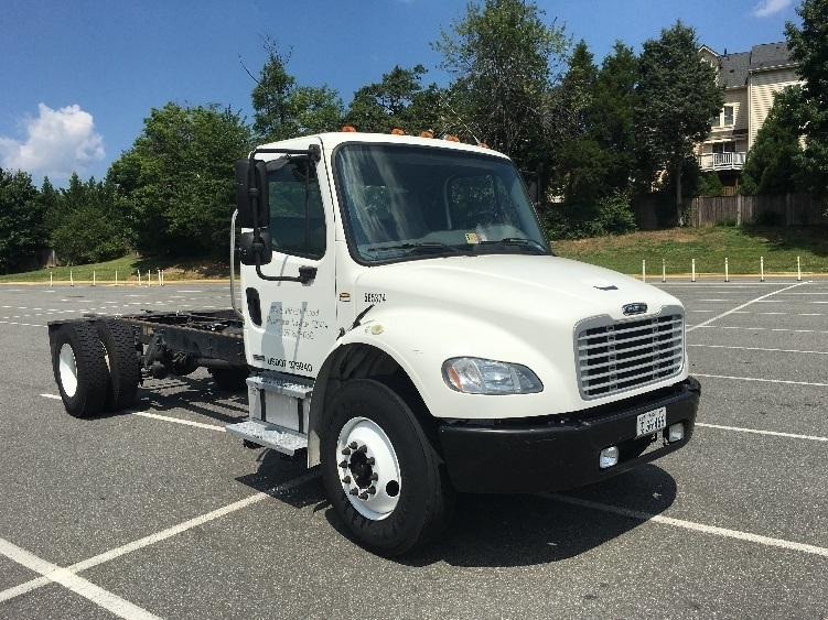 Cab and Chassis Truck-Light and Medium Duty Trucks-Freightliner-2009-M2-CAPITOL HEIGHTS-MD-107,782 miles-$28,000
