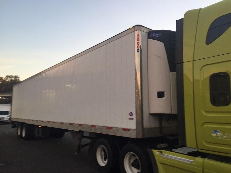 Reefer Trailer-Semi Trailers-Utility-2009-Trailer-KENT-WA-453,800 miles-$36,000