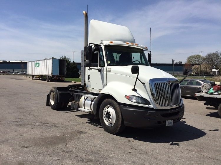 Day Cab Tractor-Heavy Duty Tractors-International-2009-ProStar-OBETZ-OH-534,475 miles-$19,750