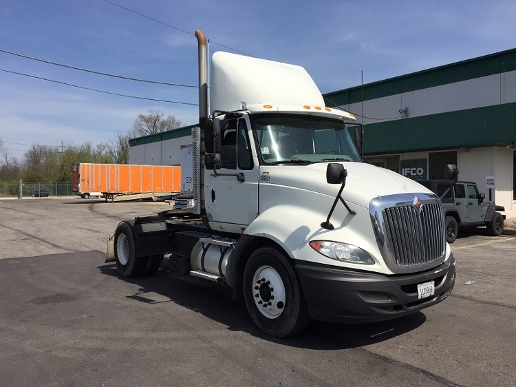 Day Cab Tractor-Heavy Duty Tractors-International-2009-ProStar-OBETZ-OH-485,294 miles-$20,250