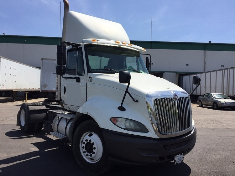 Day Cab Tractor-Heavy Duty Tractors-International-2009-ProStar-OBETZ-OH-504,850 miles-$20,250