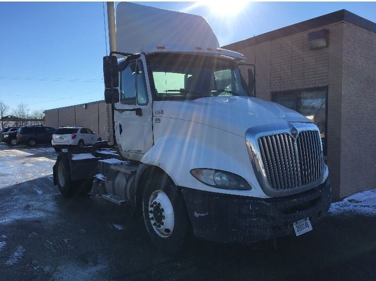 Day Cab Tractor-Heavy Duty Tractors-International-2009-ProStar-MILWAUKEE-WI-612,964 miles-$16,250