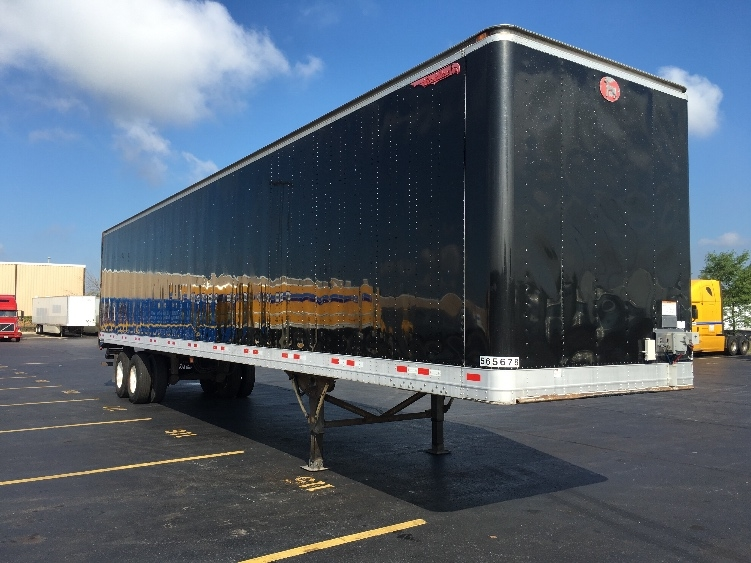 Dry Van Trailer-Semi Trailers-Great Dane-2009-Trailer-WAUKEGAN-IL-405,873 miles-$12,250