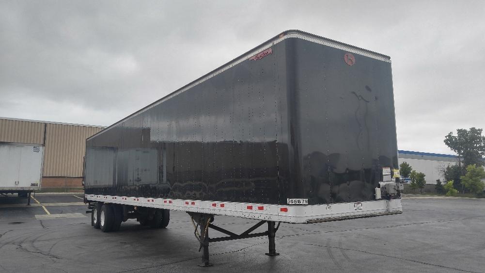 Dry Van Trailer-Semi Trailers-Great Dane-2009-Trailer-ROCKFORD-IL-470,872 miles-$11,500