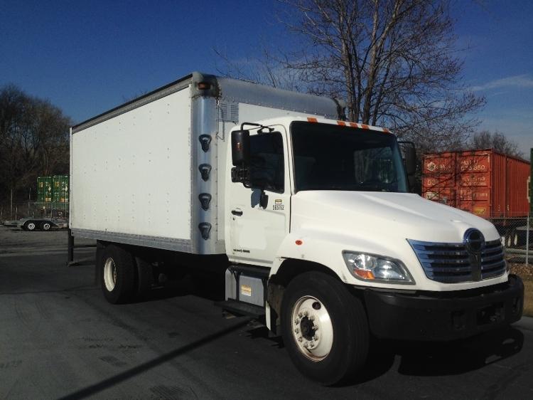 Medium Duty Box Truck-Light and Medium Duty Trucks-Hino-2009-268-ATLANTA-GA-270,752 miles-$13,000