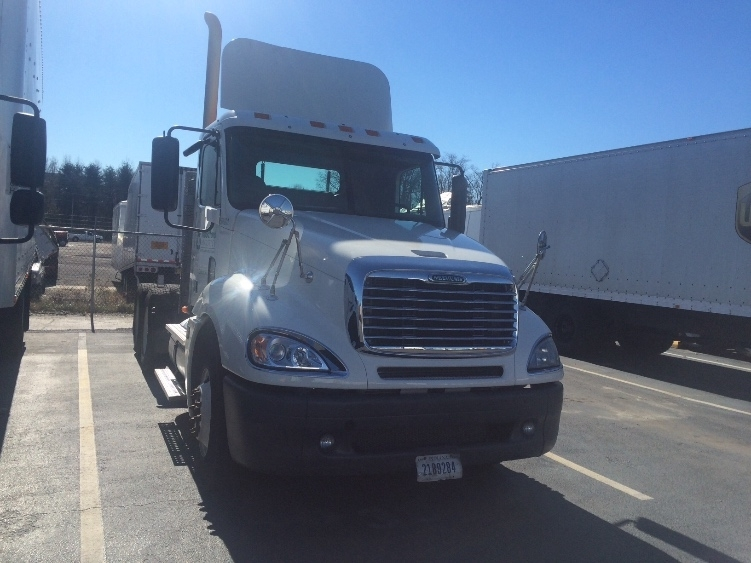 Day Cab Tractor-Heavy Duty Tractors-Freightliner-2009-Columbia CL12064ST-FOREST PARK-GA-373,123 miles-$28,250
