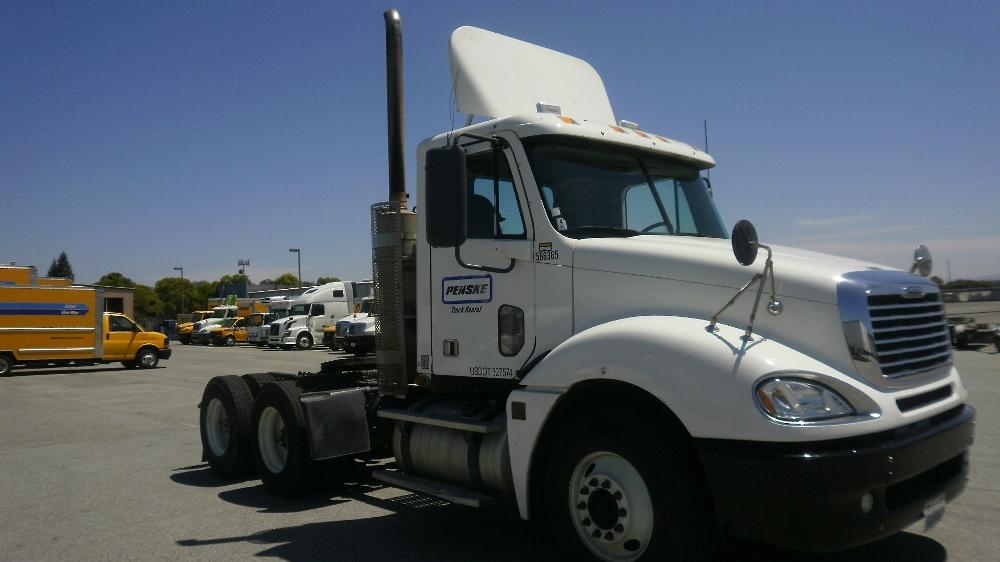 Used Day Cab Semi Trucks For Sale Penske Used Trucks Autos Post