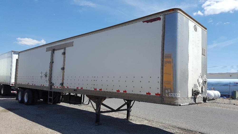 Dry Van Trailer-Semi Trailers-Great Dane-2010-Trailer-SPOKANE VALLEY-WA-391,524 miles-$12,000