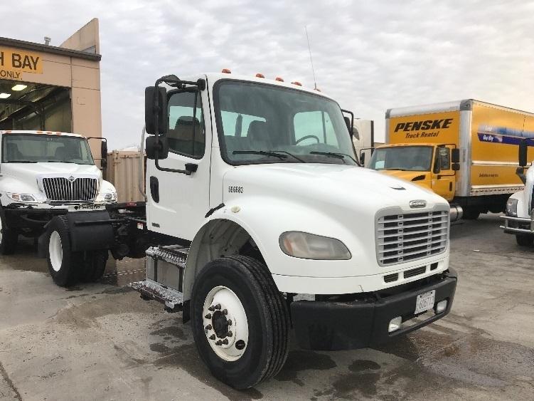 Day Cab Tractor-Heavy Duty Tractors-Freightliner-2009-M2-LENEXA-KS-113,383 miles-$36,750