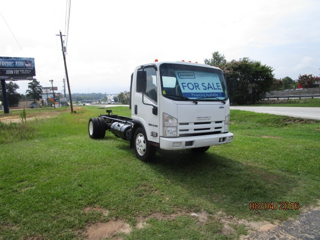 Cab and Chassis Truck-Light and Medium Duty Trucks-Isuzu-2009-NQR-CONYERS-GA-178,542 miles-$15,750