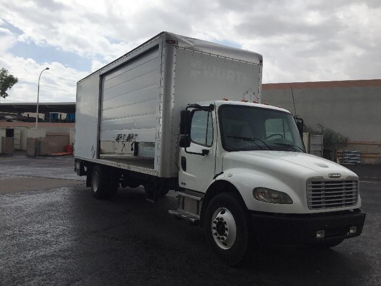 Medium Duty Box Truck-Light and Medium Duty Trucks-Freightliner-2009-M2-PHOENIX-AZ-293,987 miles-$20,750