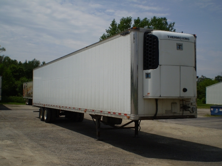 Reefer Trailer-Semi Trailers-Great Dane-2010-Trailer-WARSAW-IN-367,550 miles-$21,500
