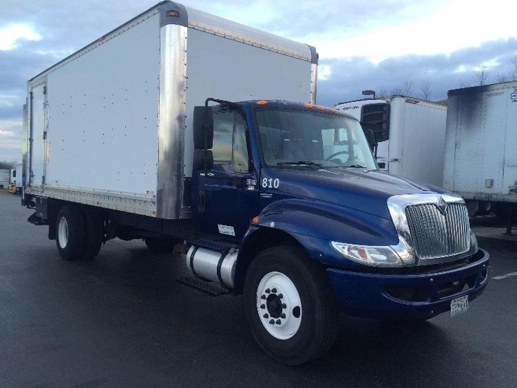 Medium Duty Box Truck-TRUCK-International-2009-4300-JESSUP-MD-188,930 miles-$21,250