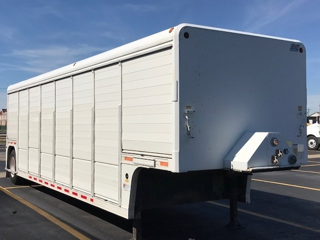 Beverage Trailer-Semi Trailers-Mickey-2008-Trailer-OKLAHOMA CITY-OK-167,768 miles-$11,250