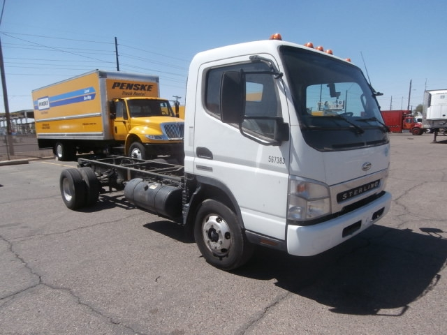Cab and Chassis Truck-Light and Medium Duty Trucks-Sterling-2009-360-PHOENIX-AZ-104,450 miles-$14,500