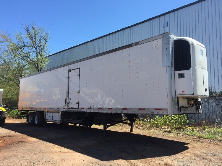 Reefer Trailer-Semi Trailers-Utility-2010-Trailer-SOUTH PLAINFIELD-NJ-460,403 miles-$18,500