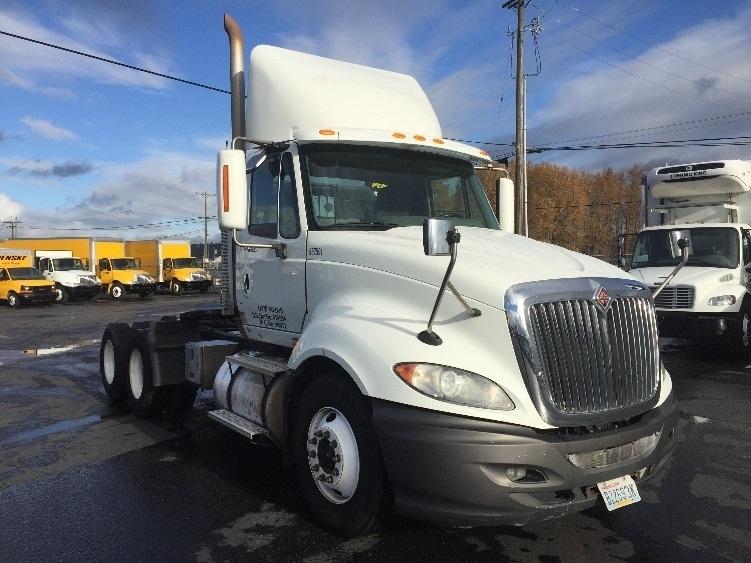 Day Cab Tractor-Heavy Duty Tractors-International-2009-ProStar-TACOMA-WA-238,546 miles-$40,250