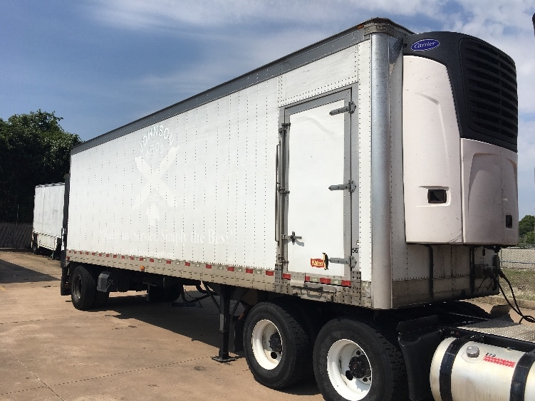 Reefer Trailer-Semi Trailers-Kidron-2009-Trailer-HOUSTON-TX-321,303 miles-$26,500