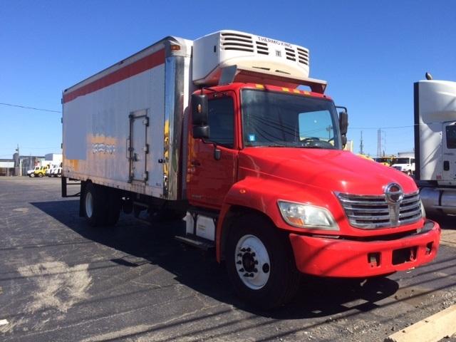 Reefer Truck-Light and Medium Duty Trucks-Hino-2010-268-LINDEN-NJ-114,647 miles-$30,750