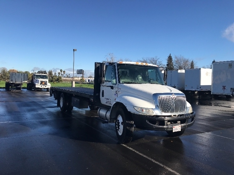 Flatbed Truck-Light and Medium Duty Trucks-International-2010-4300-SACRAMENTO-CA-149,258 miles-$33,500