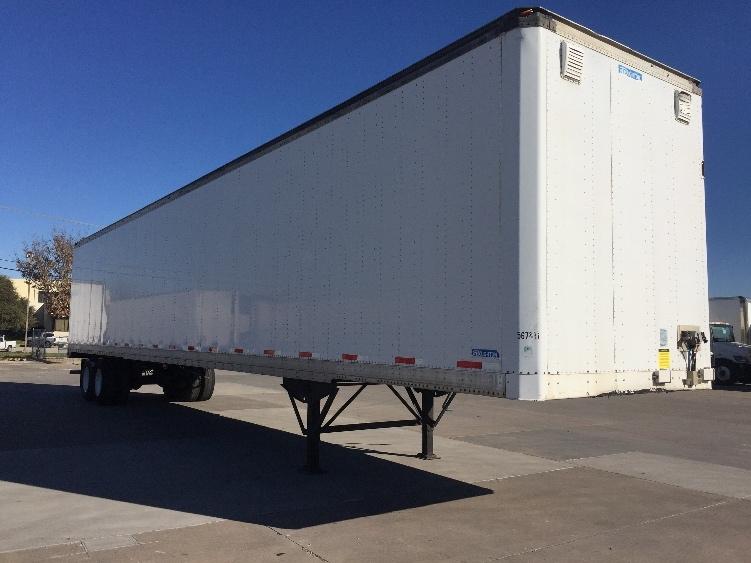 Dry Van Trailer-Semi Trailers-Stoughton-2010-Trailer-HOUSTON-TX-927,920 miles-$17,250