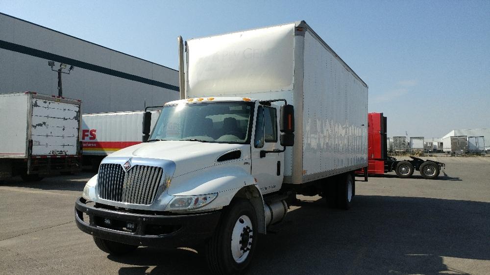 Medium Duty Box Truck-Light and Medium Duty Trucks-International-2010-4300-CALGARY-AB-183,954 km-$33,500