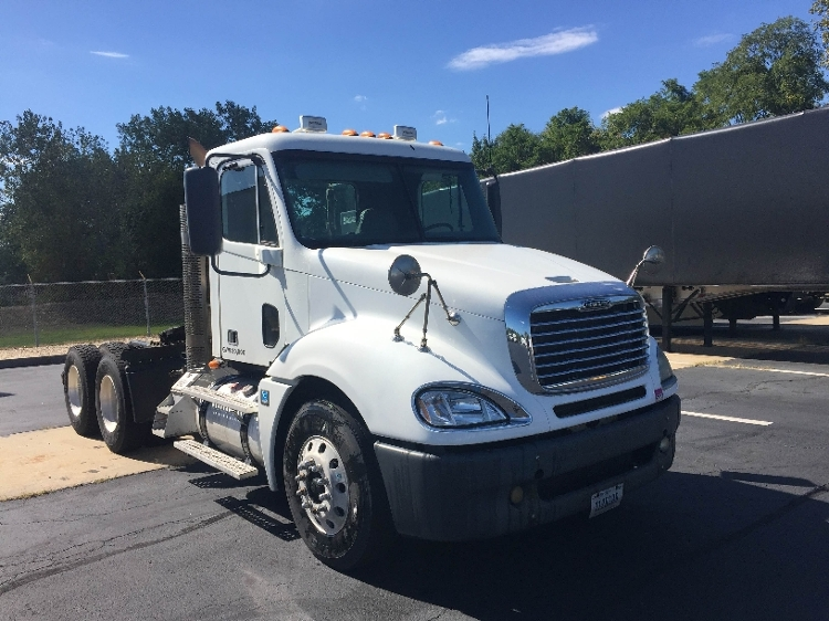 Day Cab Tractor-Heavy Duty Tractors-Freightliner-2009-Columbia CL12064ST-BENSALEM-PA-400,266 miles-$22,750