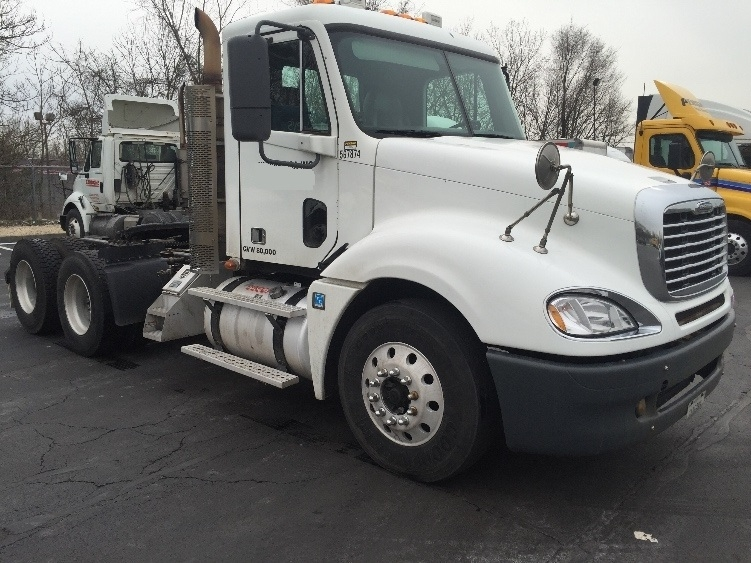 Day Cab Tractor-Heavy Duty Tractors-Freightliner-2009-Columbia CL12064ST-BENSALEM-PA-416,639 miles-$22,750