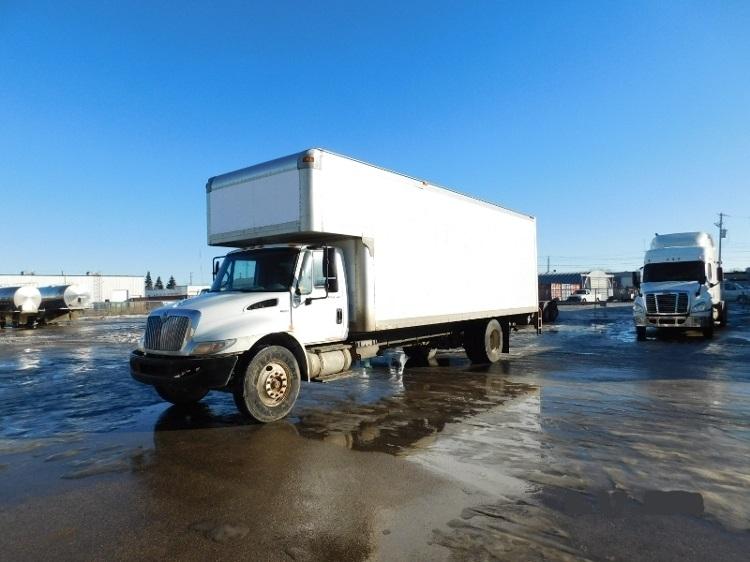 Medium Duty Box Truck-Light and Medium Duty Trucks-International-2009-4300-SASKATOON-SK-410,000 km-$28,500