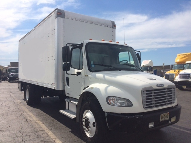 Medium Duty Box Truck-Light and Medium Duty Trucks-Freightliner-2009-M2-SOUTH PLAINFIELD-NJ-220,460 miles-$24,750