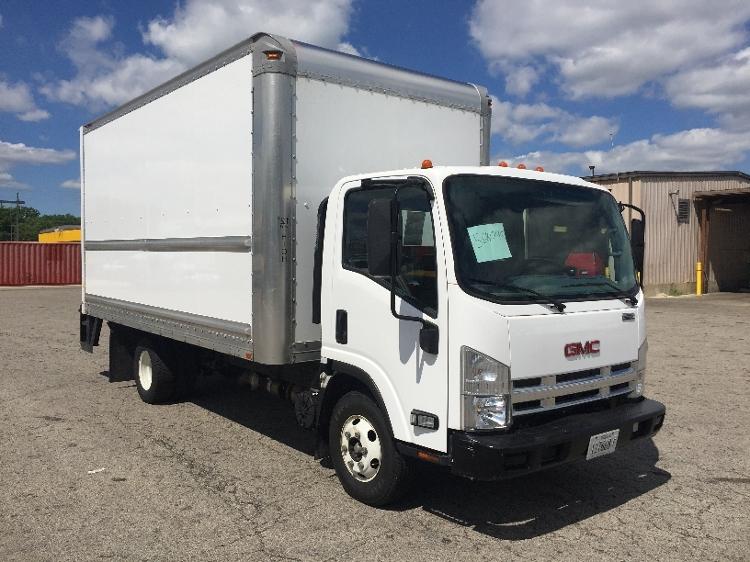 Medium Duty Box Truck-Light and Medium Duty Trucks-GMC-2010-W4500-ROCKFORD-IL-162,339 miles-$19,750