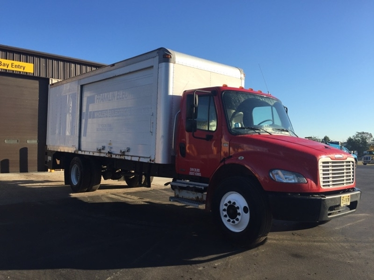 Medium Duty Box Truck-Light and Medium Duty Trucks-Freightliner-2010-M2-PENNSAUKEN-NJ-243,080 miles-$23,750