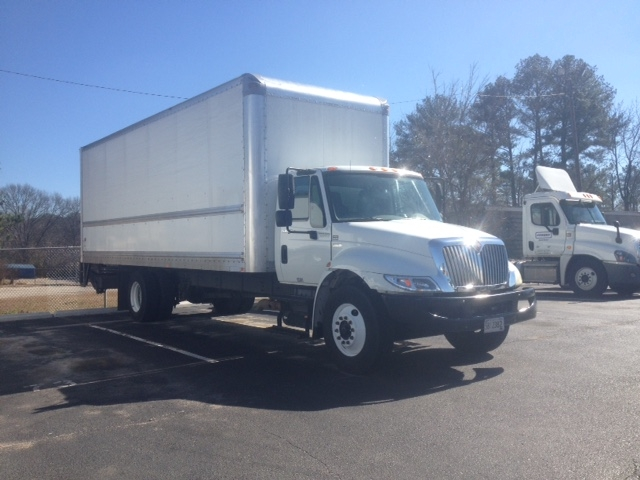 Medium Duty Box Truck-Light and Medium Duty Trucks-International-2010-4300-HOMEWOOD-AL-319,896 miles-$8,750