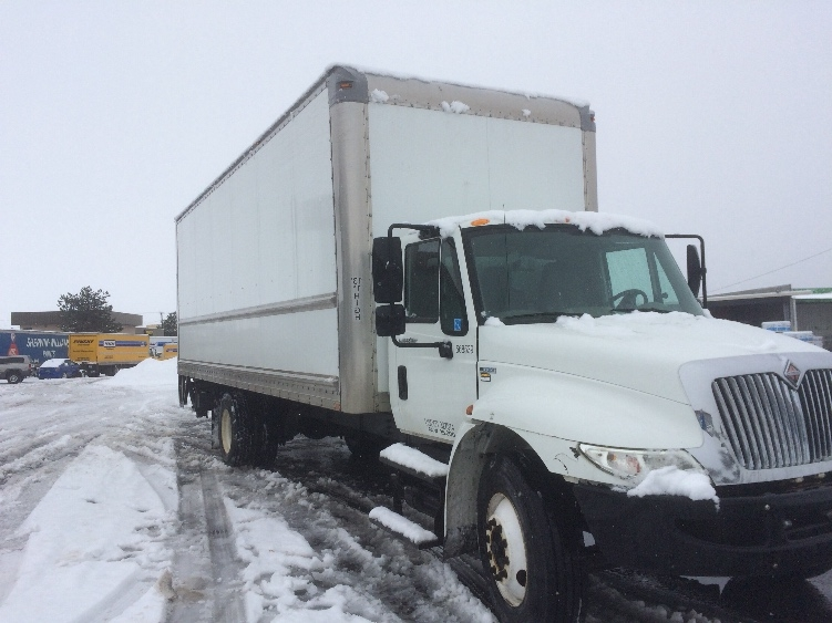 Medium Duty Box Truck-Light and Medium Duty Trucks-International-2010-4300-BOISE-ID-311,017 miles-$20,750