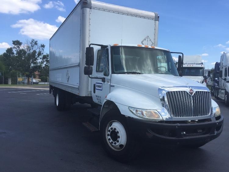 Medium Duty Box Truck-Light and Medium Duty Trucks-International-2010-4300-NEW CASTLE-DE-138,173 miles-$25,500