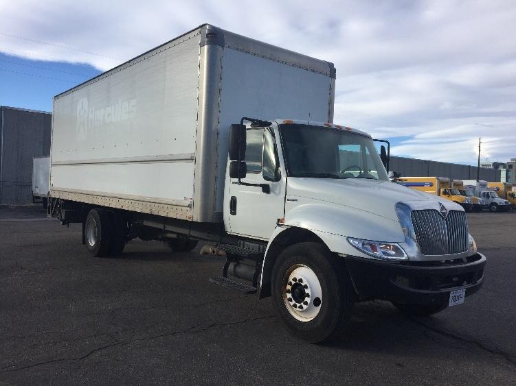 Medium Duty Box Truck-Light and Medium Duty Trucks-International-2010-4300-DENVER-CO-207,053 miles-$33,000