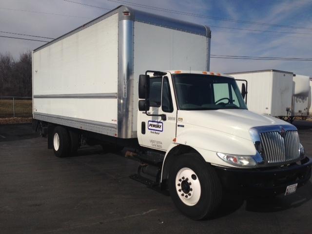 Medium Duty Box Truck-Light and Medium Duty Trucks-International-2010-4300-BALTIMORE-MD-197,037 miles-$24,250