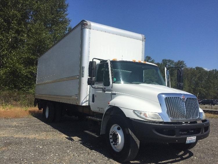 Medium Duty Box Truck-Light and Medium Duty Trucks-International-2010-4300-TACOMA-WA-229,467 miles-$26,750