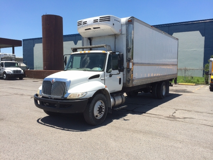 Reefer Truck-Light and Medium Duty Trucks-International-2010-4300-HAMMOND-LA-236,570 miles-$34,750