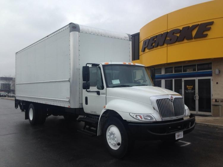 Medium Duty Box Truck-Light and Medium Duty Trucks-International-2010-4300-ROCKFORD-IL-248,506 miles-$22,000
